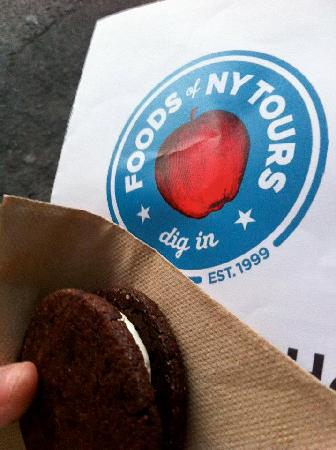 Foods of New York Tours: Foods of NY Tours - tasty tidbits during your Food Tour