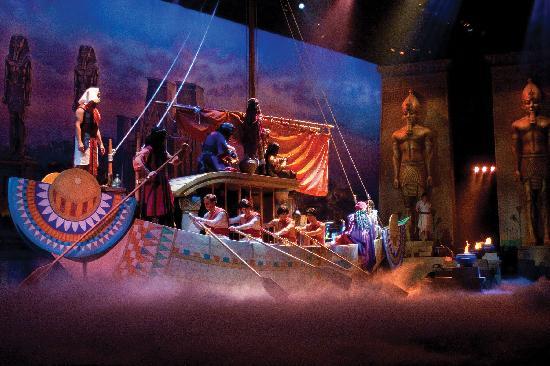 Branson, MO: Joseph at Sight & Sound Theatre