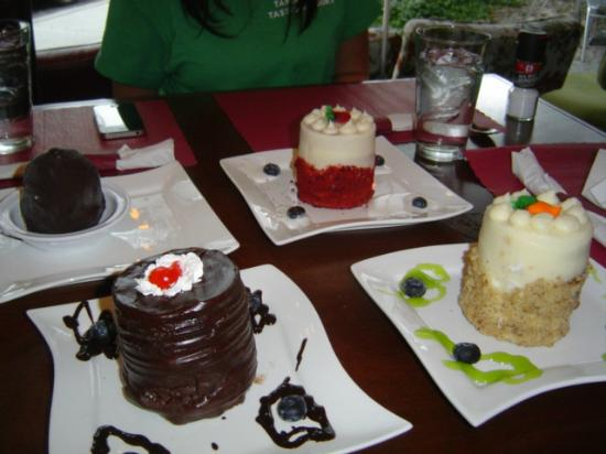 Tantalizing Tastes And Tours : dessert heaven - our final stop at Dessert Diva