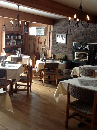 Fortune's Madawaska Valley Inn : Our Dining Room