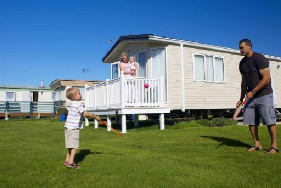 Winchelsea Sands Holiday Park - Park Holidays UK: Park