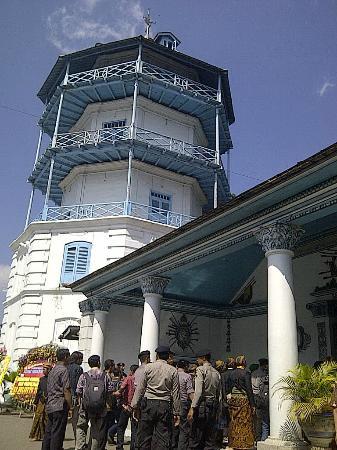 Kraton Surakarta: Panggung Sangga Buwana