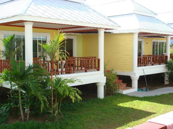 Lemon House: bungalows