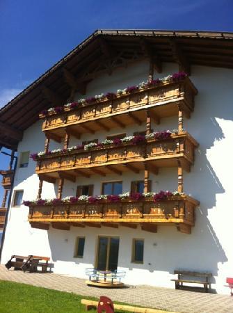 Familotel Alpenhof: retro albergo