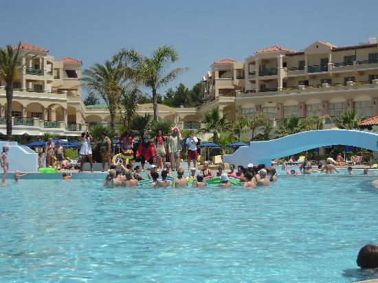 Lindos Princess Beach Hotel: PISCINE