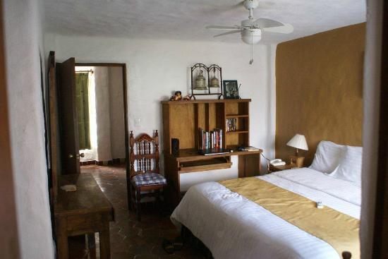 Vallarta Cora Hotel: Recámara