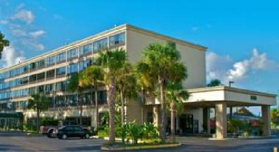 Katerina Hotel Orlando: EUROTEL INN just North of Downtown Orlando