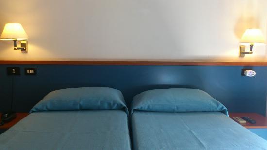 Hotel Ginevra: Room