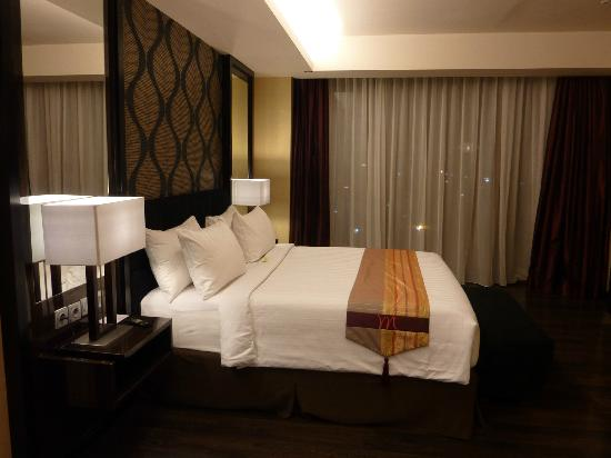 Mercure Padang: bedroom