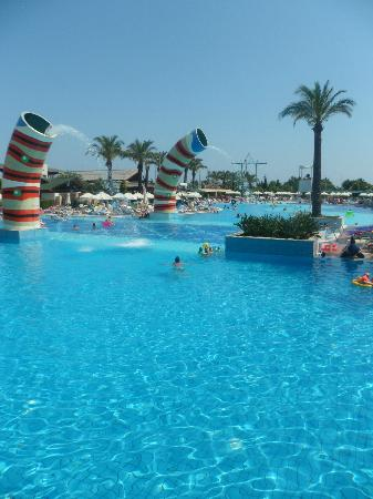 Swimming pool picture of holiday village turkey hotel - Holiday inn hotels with swimming pool ...