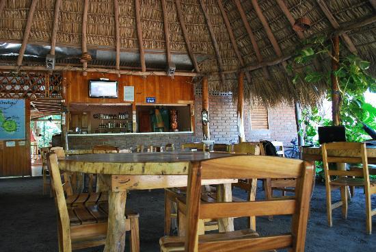Santa Cruz Hostel & Restaurant: Restaurante