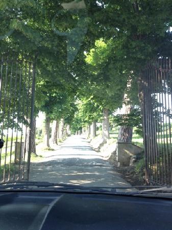 Villa Acquaviva: l'ingresso al paradiso