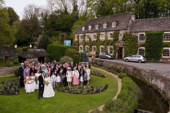 The Swan Hotel : Gardens