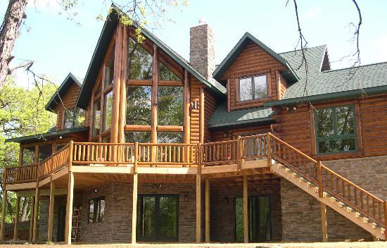 The Wakatanka House at Quiet Walker Lodge