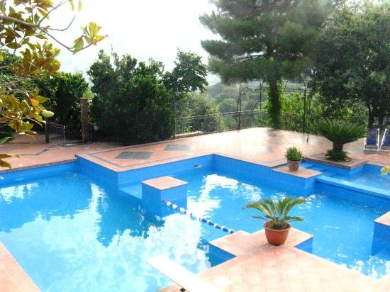 Agriturismo La Casa Del Ghiro: piscina