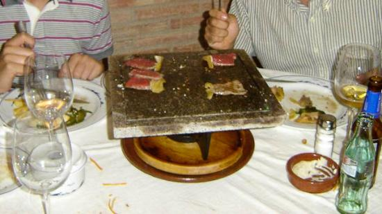 Bodega Claudio : famoso buey