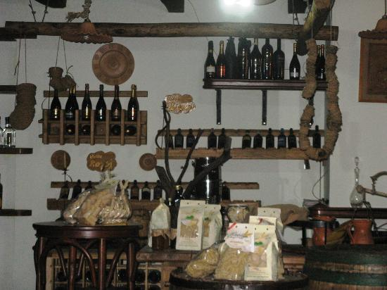 Agriturismo La Casa Del Ghiro : sala ristorante