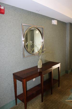 Hilton Garden Inn Valdosta: Elevator lobby