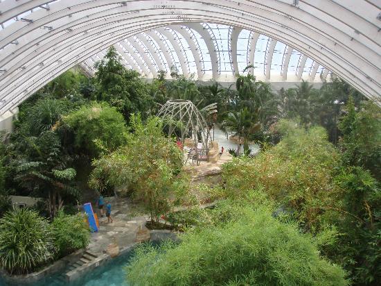 Center Parcs - Domaine des Trois Forets : l'Aquamundo
