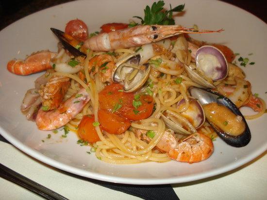 PerBacco!: Spaghetti Scoglio