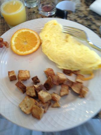 Hilton Garden Inn Valdosta : Breakfast in the Great American Grill