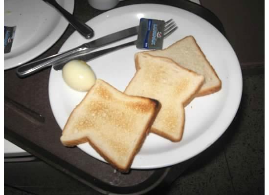 Olimpo Hotel: Breakfast