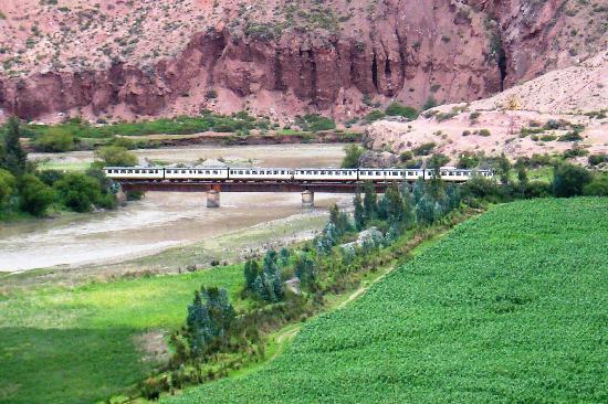 Inca Rail: En ruta