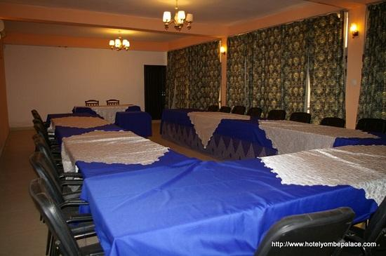 Yombe Palace Hotel : Conference room One