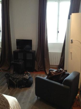 Studio suite at L'Hotel Particulier, Bordeaux