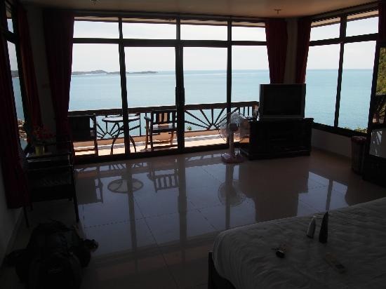 Ban Sua Samui: Incredible room view
