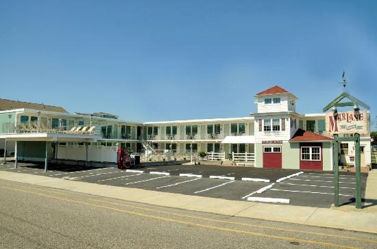Marlane Motel: Exterior