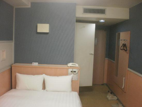 Hotel Marutani: room #307 (single)
