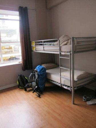 Frienz Backpacker Hostel Auckland : 4bed female dorm