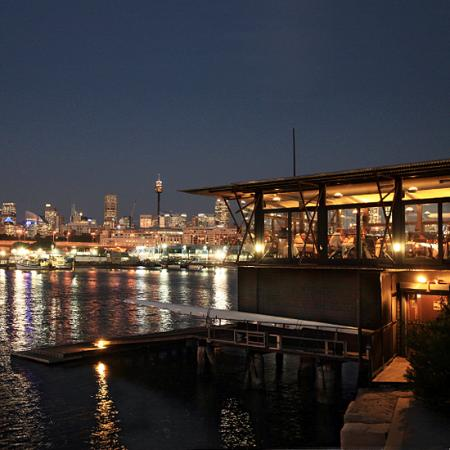 The Boathouse on Blackwattle Bay: The Boathouse