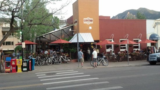 Centro Mexican Kitchen: Centro Latin Kitchen And Refreshment Palace