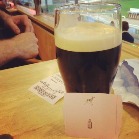 Kilcohan Park Greyhound Stadium: guinness vouchers