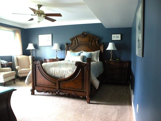 The Del Ray B&B: The Blue heron Room