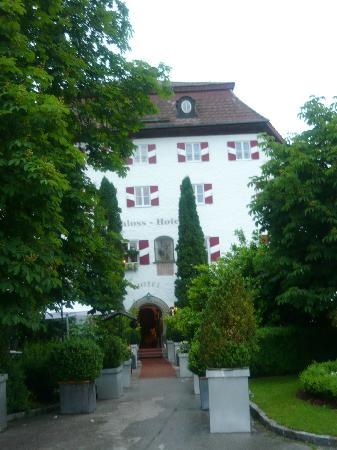 Schlosshotel Iglhauser: herrliche Lage