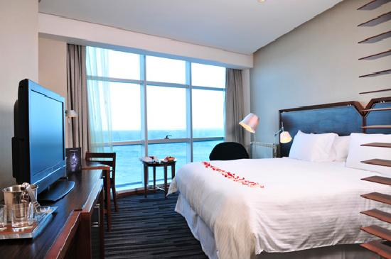 Hotel Dreams del Estrecho: Habitación con vista al Estrecho