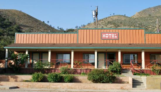Paradise Cove Lodge: pas de toute première jeunesse mais très bien