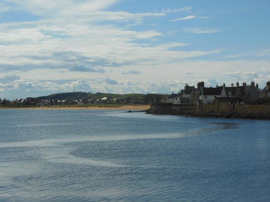 Fife, UK: Elie