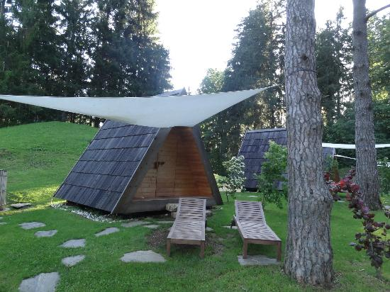 Camping Bled: Glamping tent