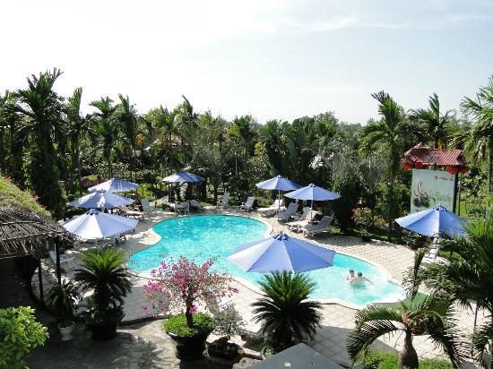 Phu Thinh Boutique Resort & Spa: view