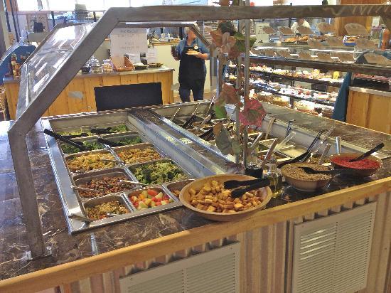 Sol Foods: Our salad bar