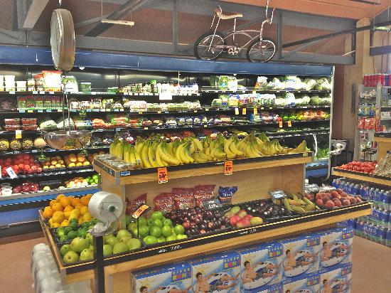 Sol Foods: Full line of produce