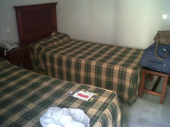 Hotel Dona Blanca: Beds