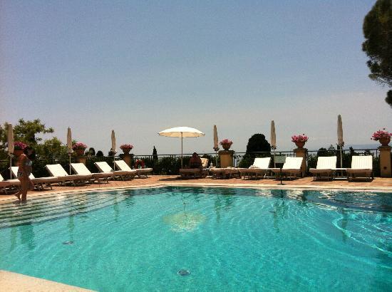 Belmond Grand Hotel Timeo: piscina