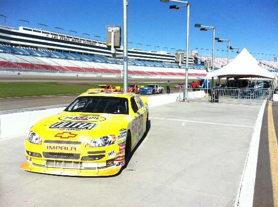Nascar experience picture of las vegas motor speedway Nascar experience las vegas motor speedway