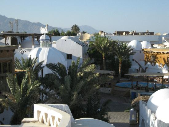 INMO Divers Home : View from the roof terrace