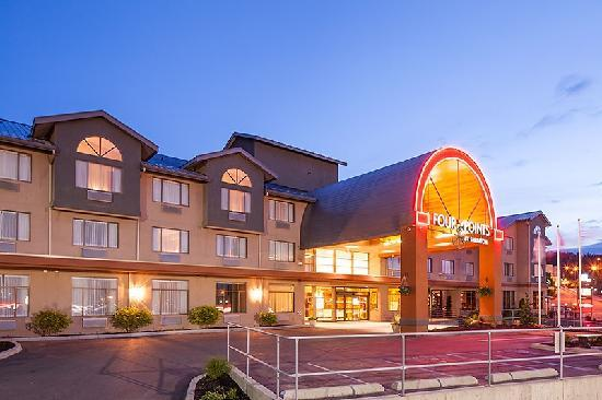 Four Points by Sheraton Kamloops: Four Points Kamloops exterior